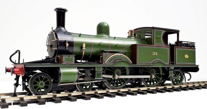 LSWR 125