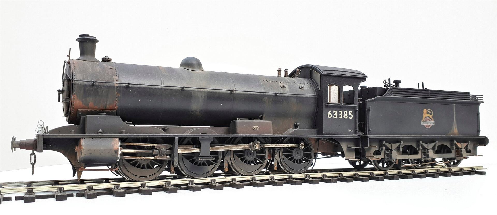 Q6 Class no. 63385