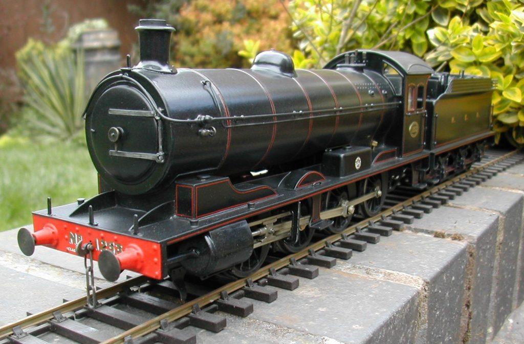 NER Vincent Raven T2 class no. 1253. (LNER Q6 class)