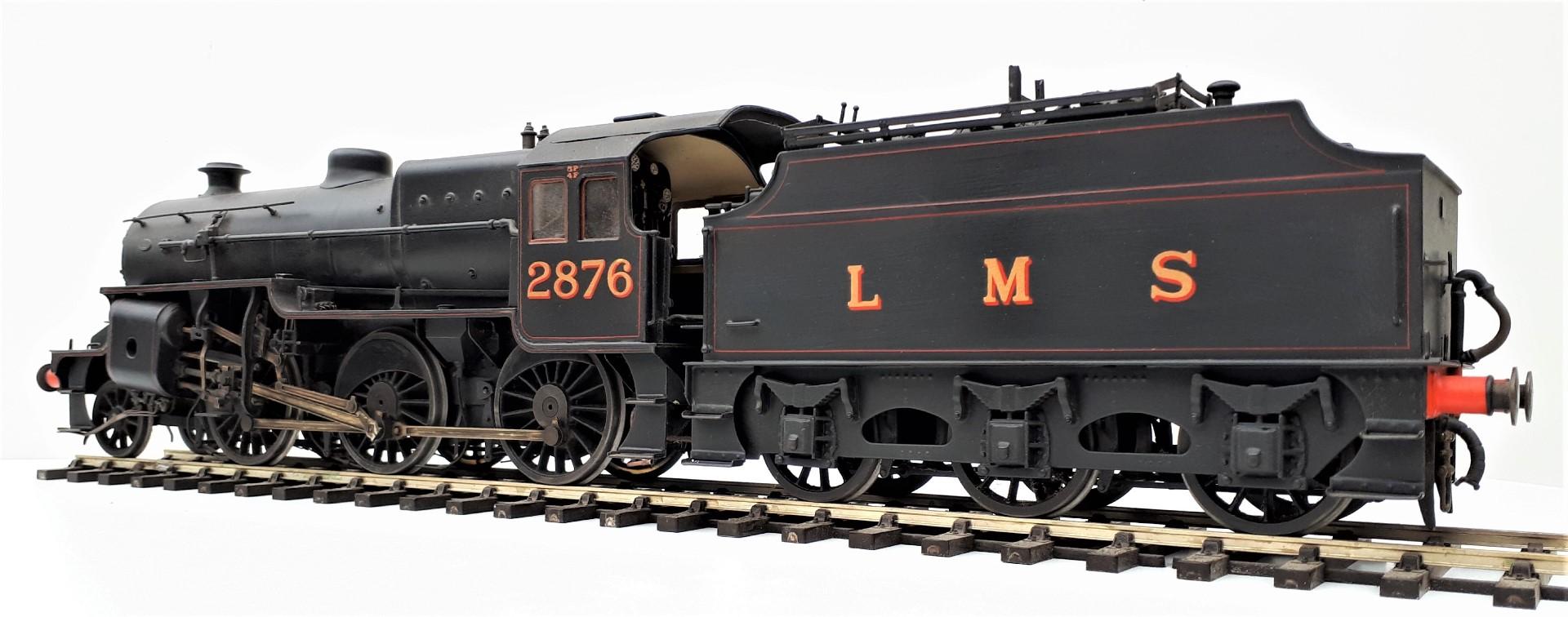 LMS Crab 2876