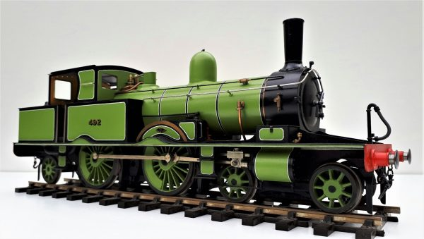 LSWR 492