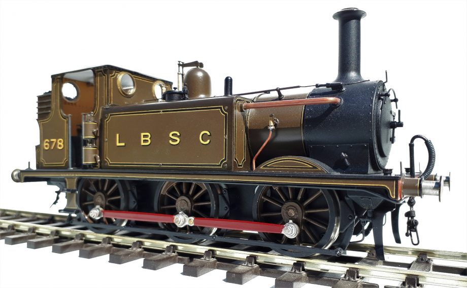 LB&SCR 678