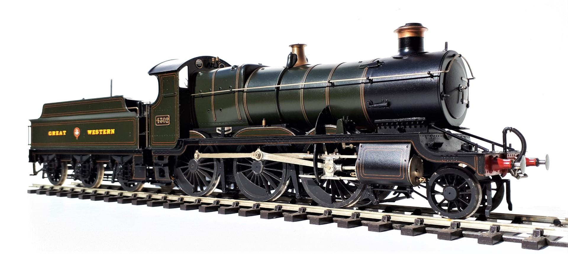 GWR 4302