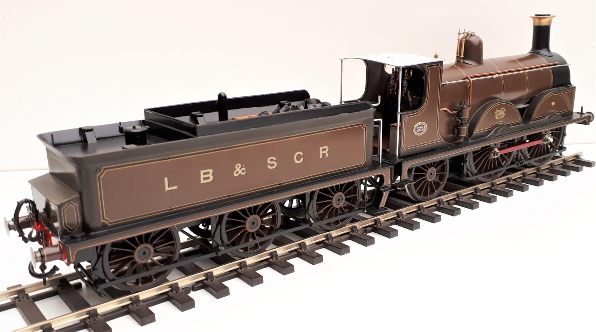 Gladstone class no. 179