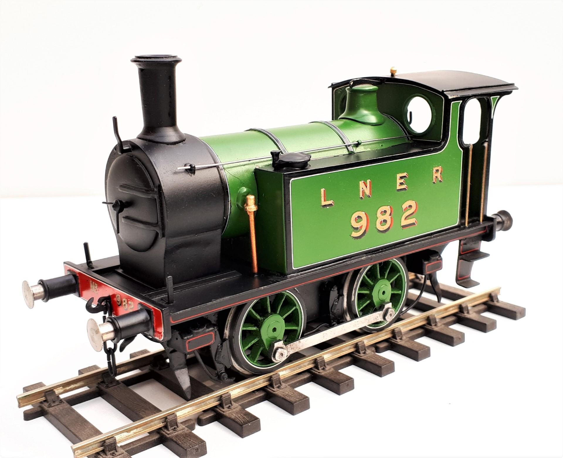 LNER no. 982