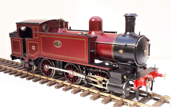 "Barry Railway ""K"" class 0-6-2T no, 119"