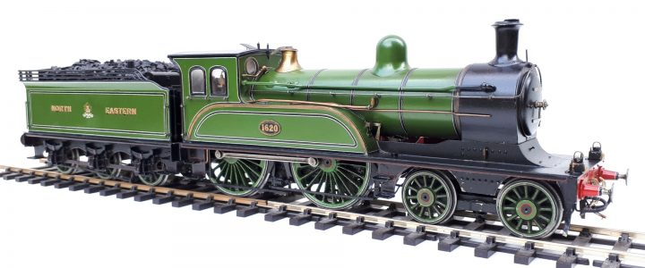 North Eastern Railway class M1 4-4-0 no. 1620