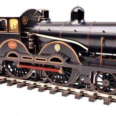 GER S46 (Claud Hamilton) Class 4-4-0 no. 1885