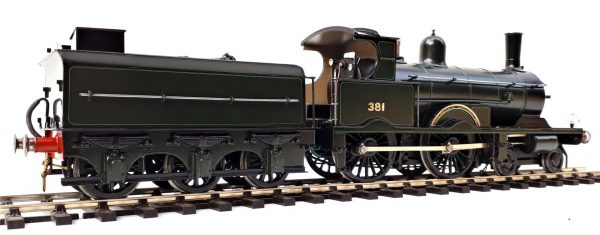 LSWR Steamroller 381