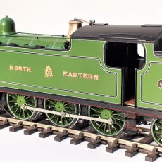 North Eastern Railway W class 4-6-2T (Whitby Tank) no. 688