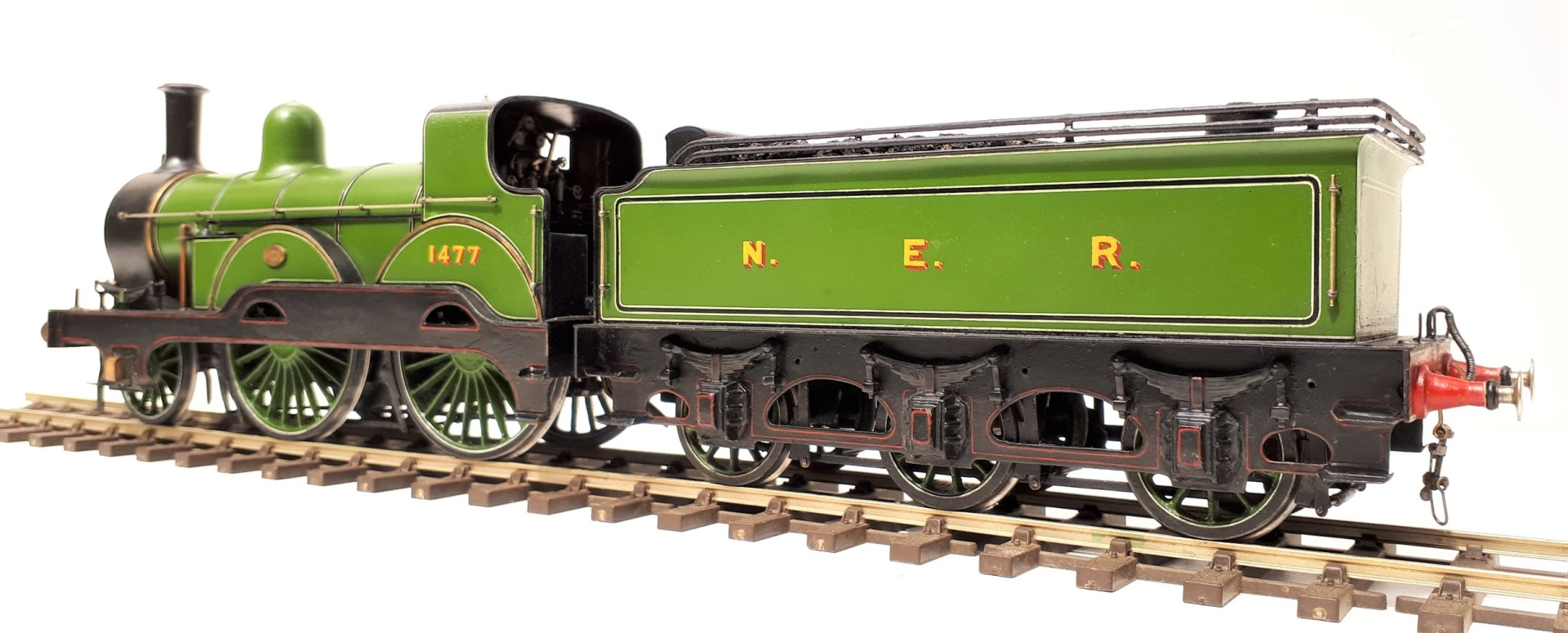 NER Tennant 2-4-0 1477
