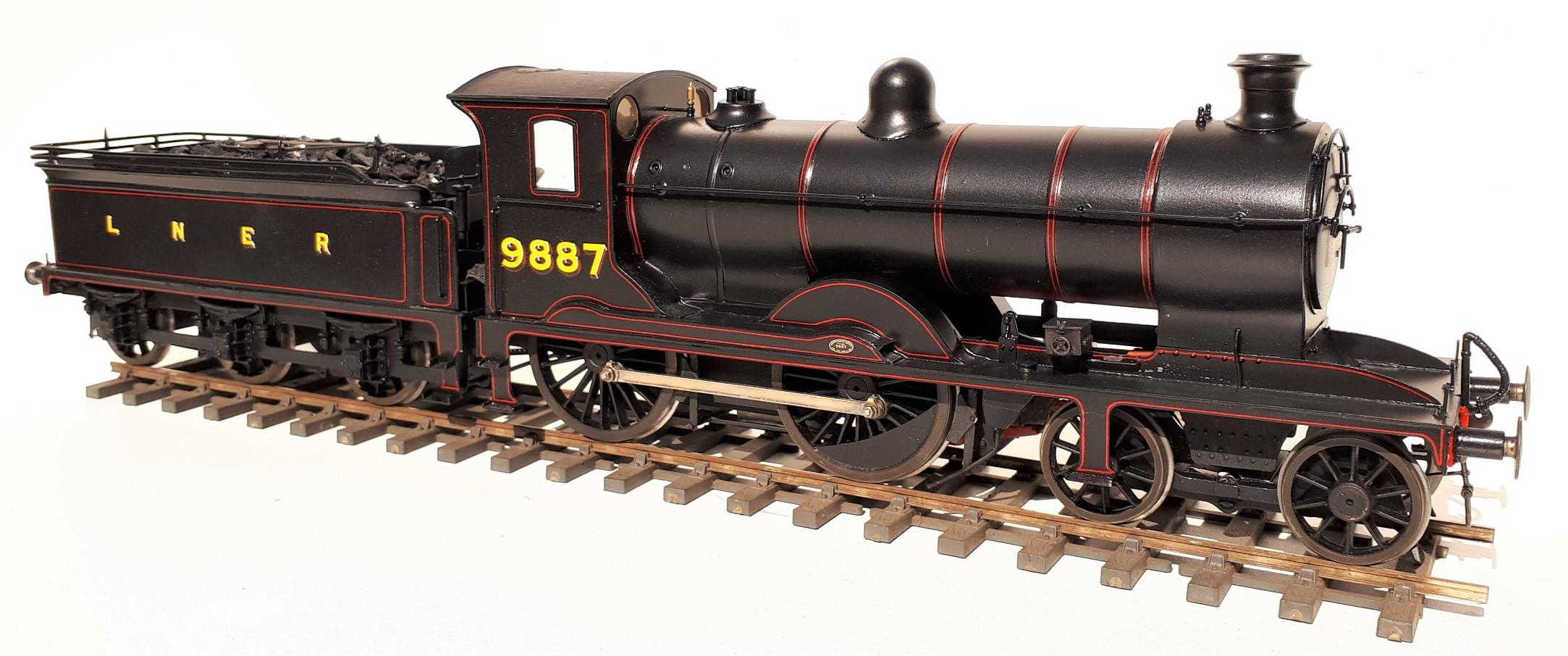 LNER 9887.