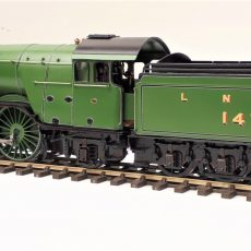 LNER Gresley A1 class Pacific no. 1470N Great Northern