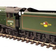 BR(ER) A4 class Pacific no. 60003 Andrew K. McCosh