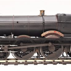 BR(WR) Grange class 4-6-0 no. 6809 Burghclere Grange