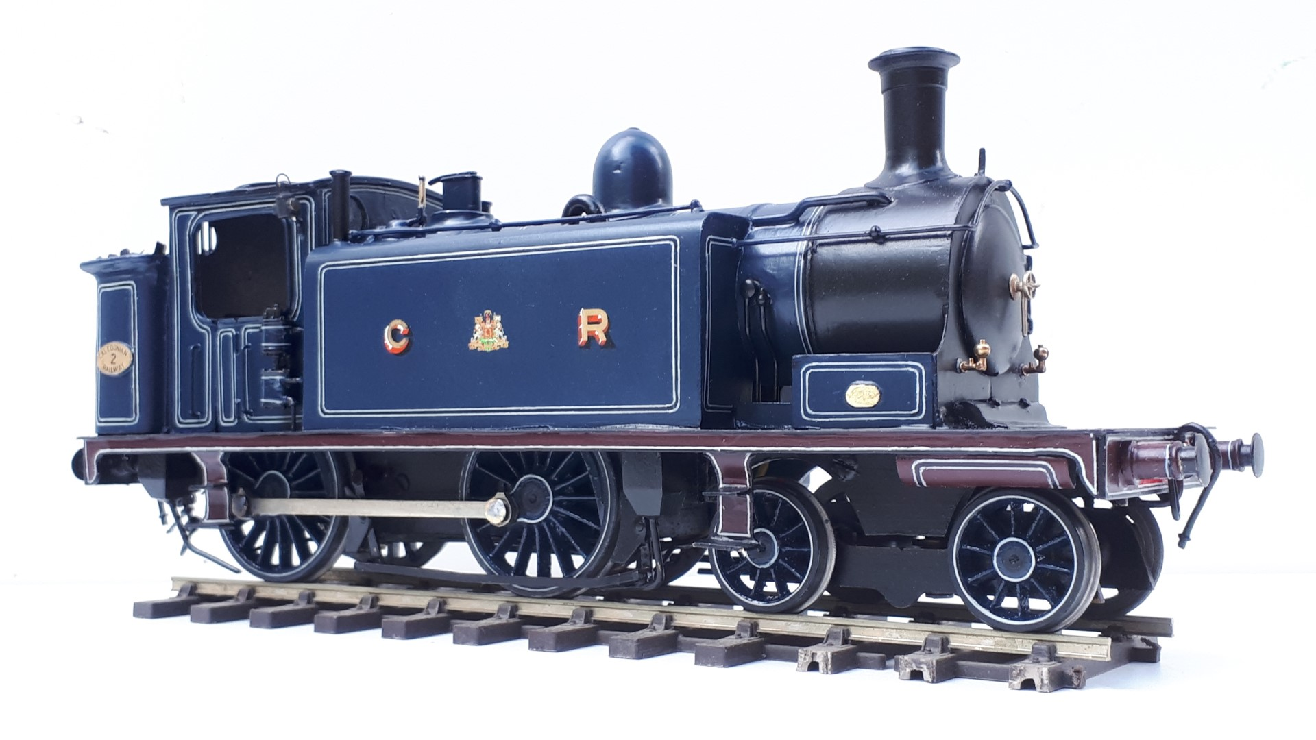 Caley 4-4-0 passenger tank no.2