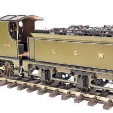 LSWR Drummond K10 class 4-4-0 no. 149