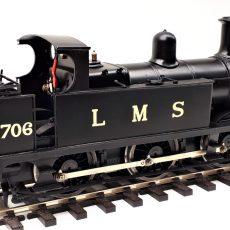 LMS (ex Midland Rly) 1F class 0-6-0T no. 1706