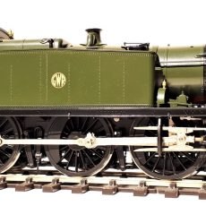 GWR 61xx class 2-6-2T no. 6157