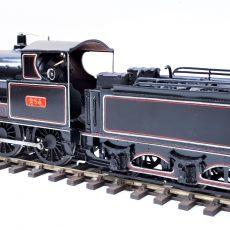 LNWR 19″ goods 4-6-0 no. 285