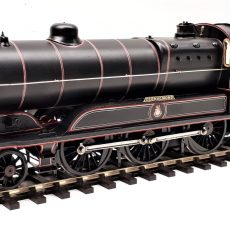 Great Central Railway 1A class 4-6-0 no. 4 Glenalmond