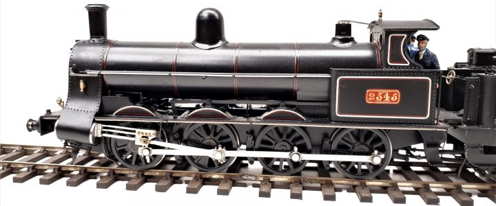 LNWR A class 0-8-0 compound no. 2545